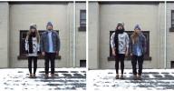 Délires ou fantasmes : les couples échangent leurs vêtements !