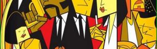 ALE GIORGINI : cet illustrateur italien réinterprète les affiches de films cultes !