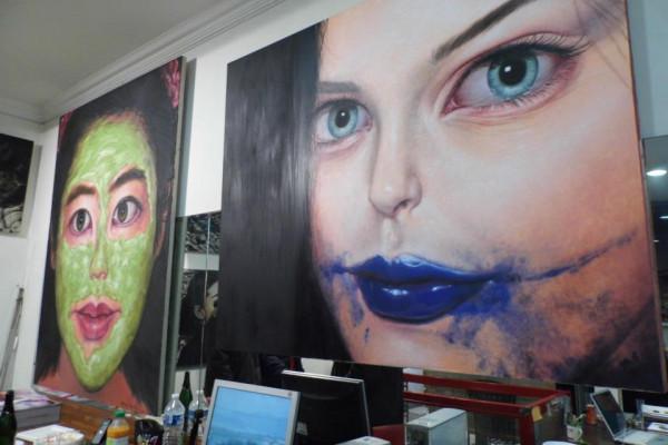 Hong Ilhwa : un artiste coréen et sa vision de la féminité