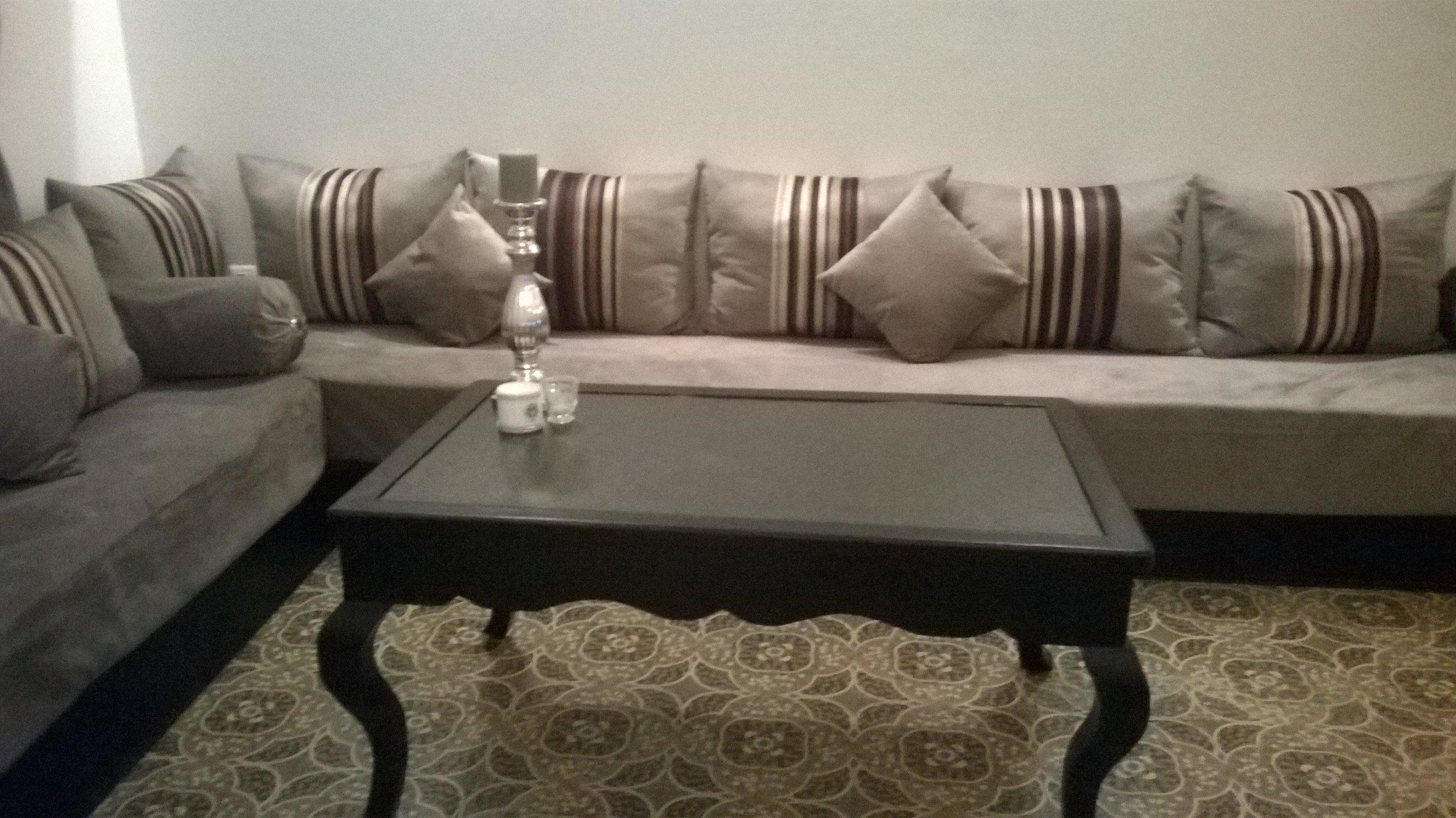 Home sweet home 1 majd 39 art for Model esalon moderne marocain
